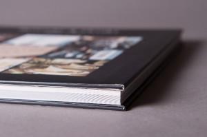 重みと厚みのあるページ